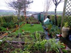 Oversight of garden