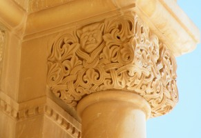 DETAIL OUTSIDE PORCH TA-PINU GOZO
