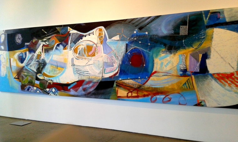 Journey to the stars - Matthew Lanyon
